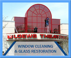Window Cleaning and Glass Restoration