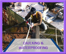 Caulking and Waterproofing