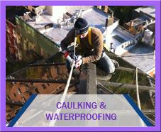 Caulking and Waterproofing